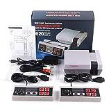 Aiboria Consola de juegos para niños, diseño retro clásico, consola con 620 juegos integrados (algunos...