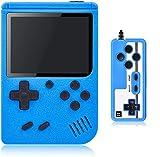 Gamory Consola de Juegos Portátil Consola Retro 400 Juegos Clásicos y Pantalla a Color de 2.8 Pulgadas para...