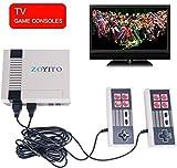 Anzer Consola de Juegos Mini TV TV Familiar clásica de 620 Juegos, Consola portátil Sistema de Juegos Retro...