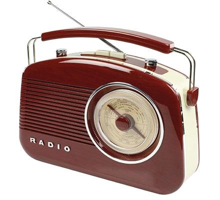 Radio Retro Konig-HAV-TR710BR