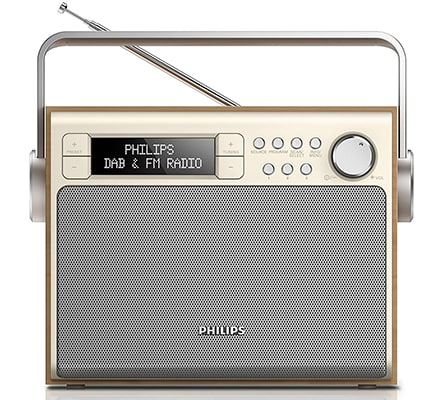 Radio diseño Retro Philips AE5020
