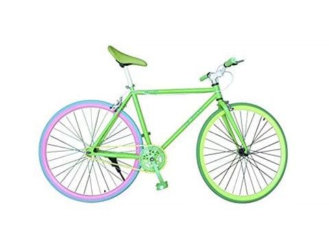 Bicicleta fixie retro