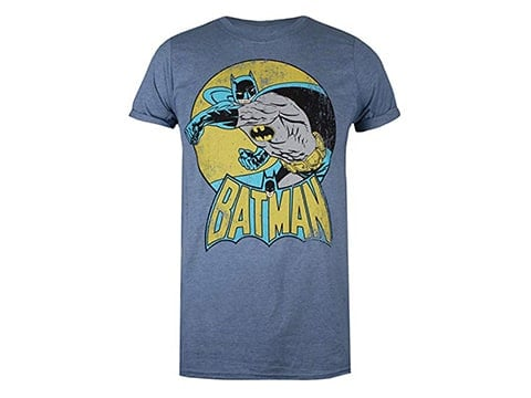 Camiseta retro Batman