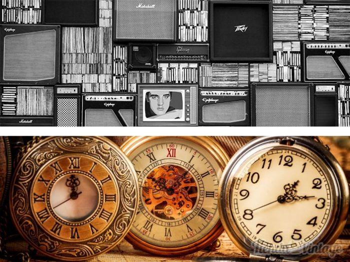 ¿En qué se diferencian Antiguo y Vintage?