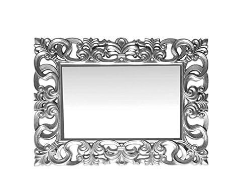 Espejo vintage labrado