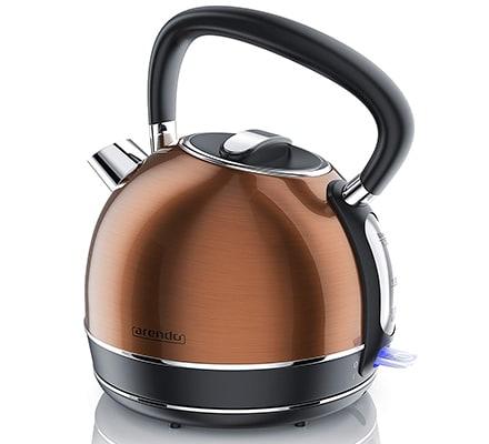 Calentador de Agua Eléctrico Arendo 2200w
