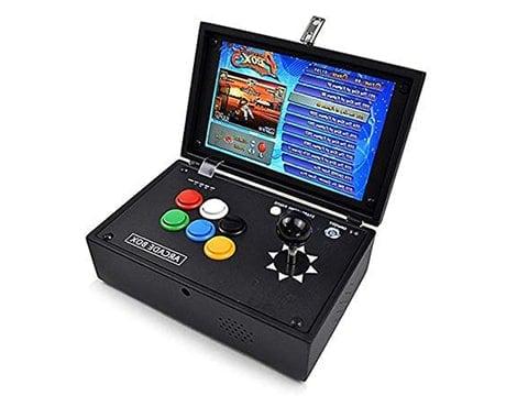 Videoconsola arcade retro