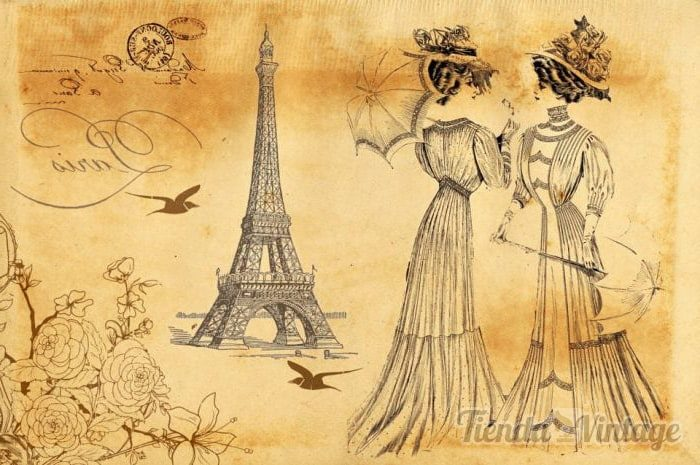 La moda vintage: ¿cómo surgió?