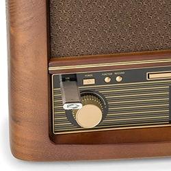 Radio estilo Retro con USB