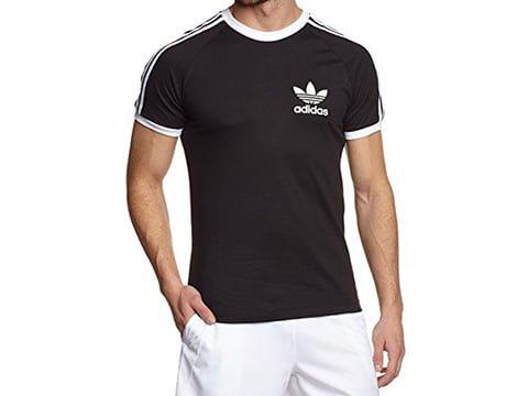 Camisetas retro adidas