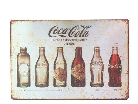 Cartel vintage Coca-Cola