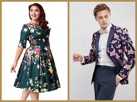 Ropa estilo vintage hombre y mujer