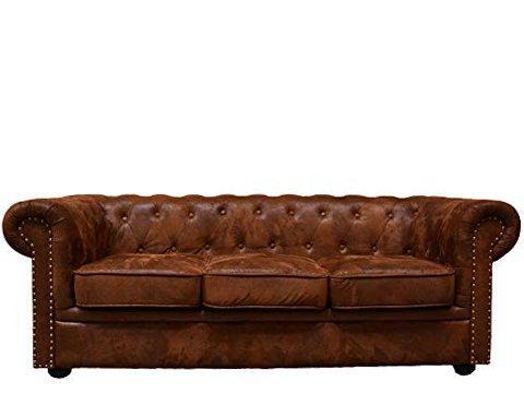 Sofá vintage chester