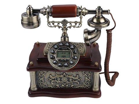 Teléfonos retro antiguos