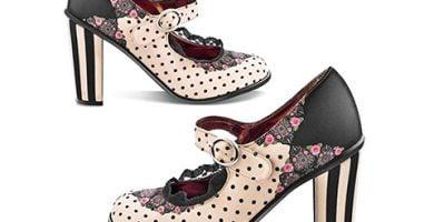 Zapatos vintage de mujer