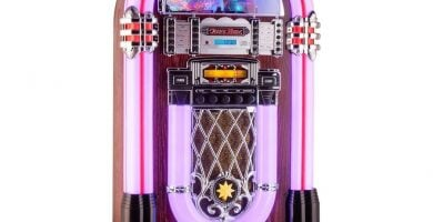 Jukebox Auna Graceland TT La mejor Gramola Bluetooth de 2020