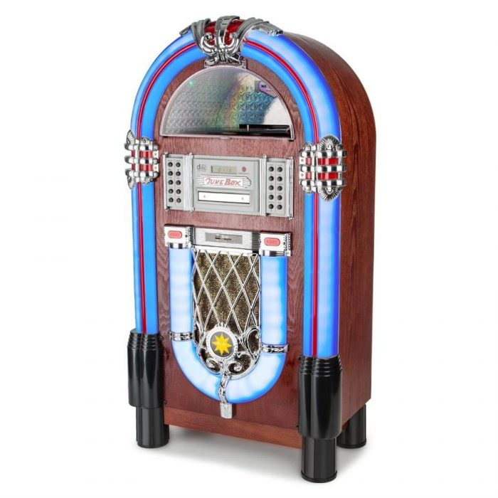 Gramola vintage Auna Graceland tt