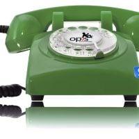 Teléfono Retro Opis 60s