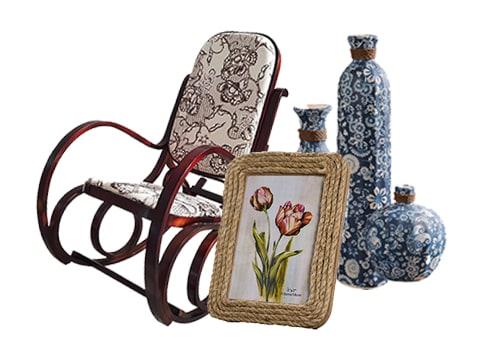 Tienda de Decoración vintage online