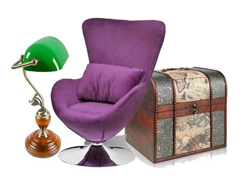 Mueble de diseño Vintage