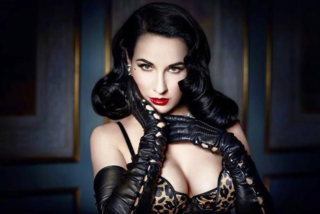 Dita Von Teese - La Reina del Burlesque
