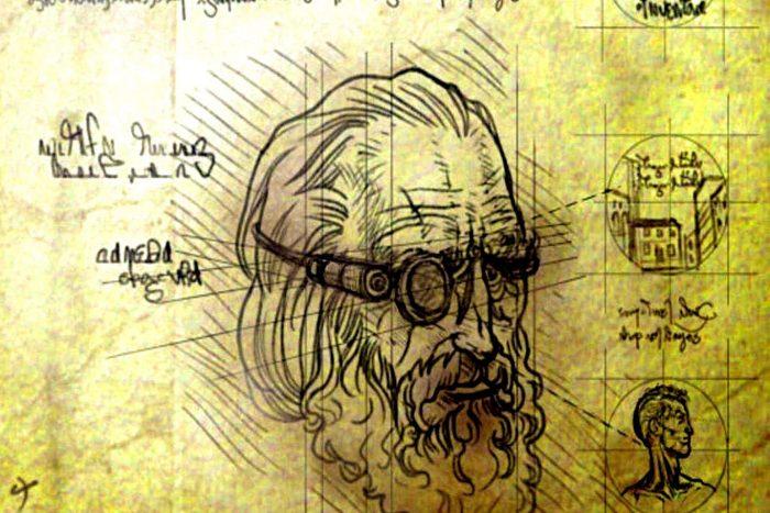 Historia de las gafas