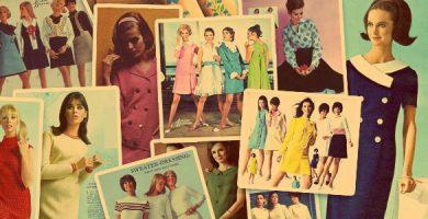 Tipos de vestidos vintage