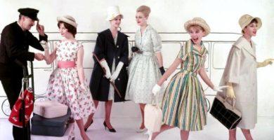 Historia de la moda femenina: Los años 50