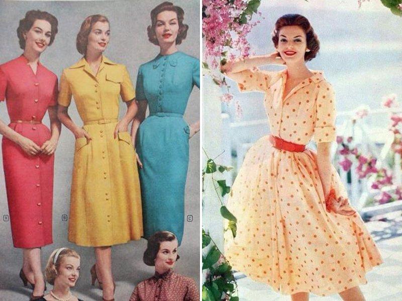 50s Womens Dresses