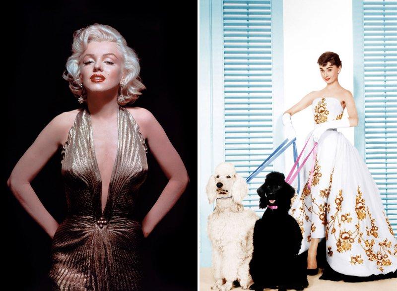1950s Hollwood Glamour
