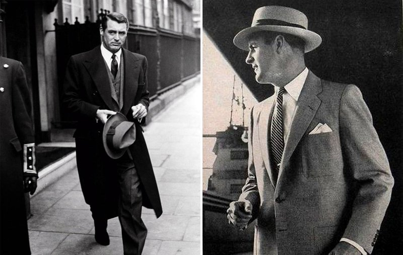 50s Mens Suits