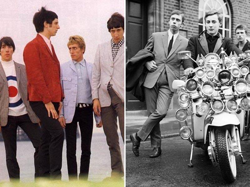 1960s Mens Mod Fashion