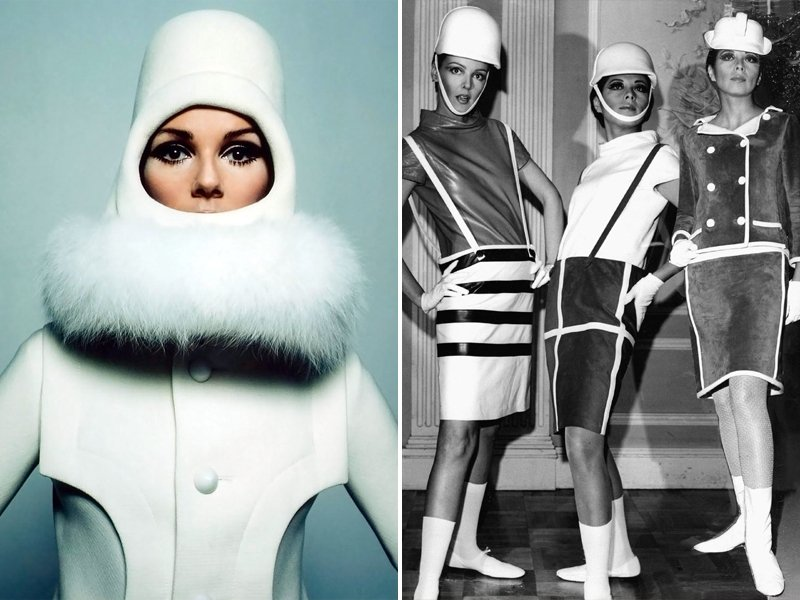 1960s Space Age Fashion Helmets