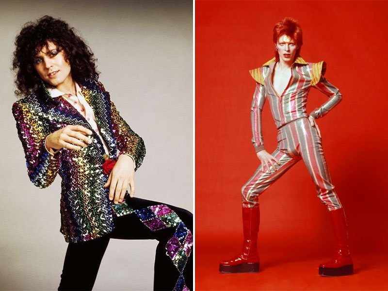1970s Glam Rock Fashion