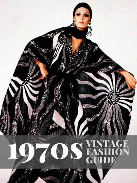 La guía definitiva de la ropa de los 70 y cómo usarla