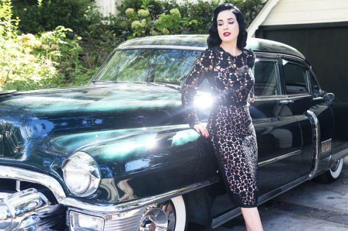 Más estrellas famosas con estilo vintage