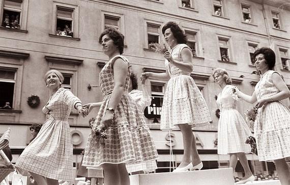 Una imagen de moda de los '60 dice más que mil palabras