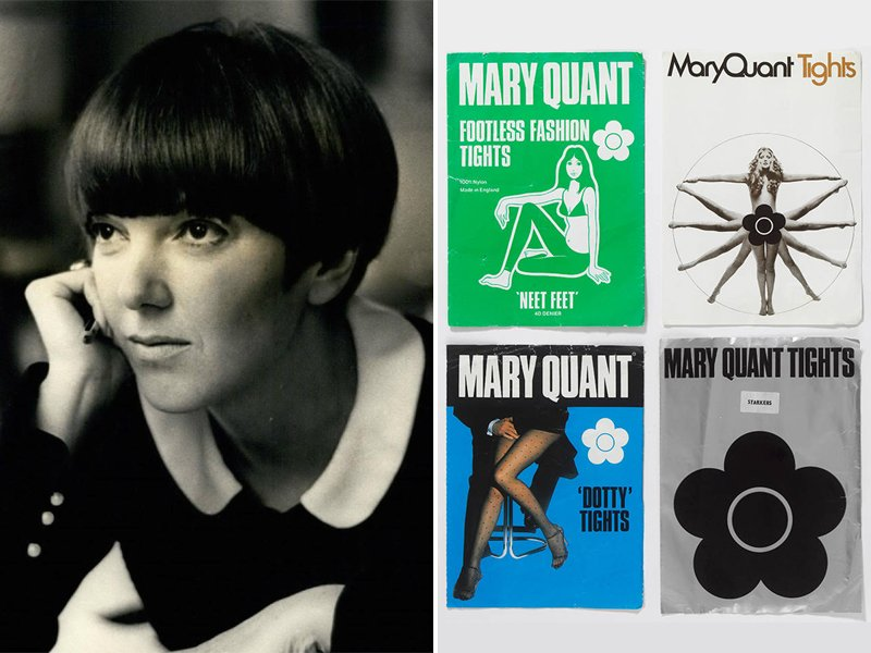 Mary Quant Ginger Group