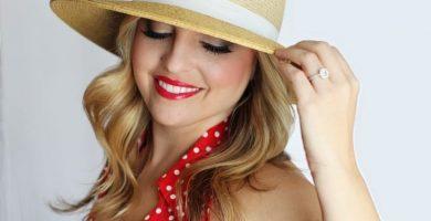 4 Complementos ideales para un vestido de verano vintage de los '50